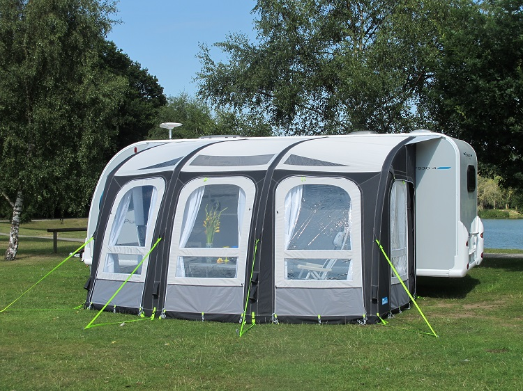 kampa ace air 400 porch awning