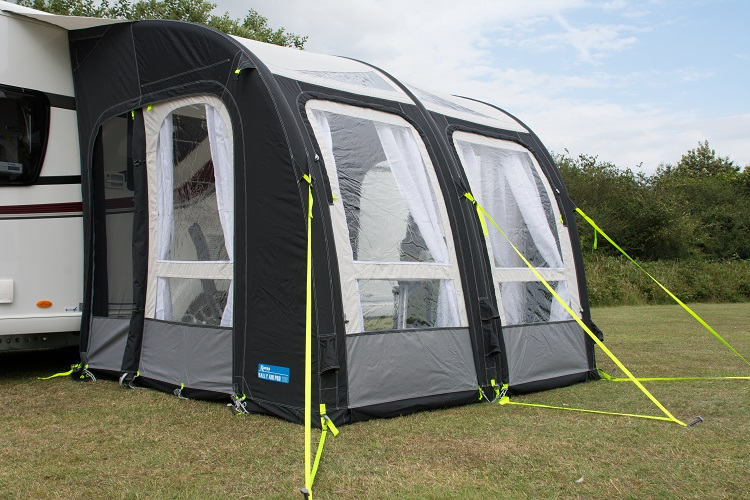 kampa rally air pro 260 porch awning