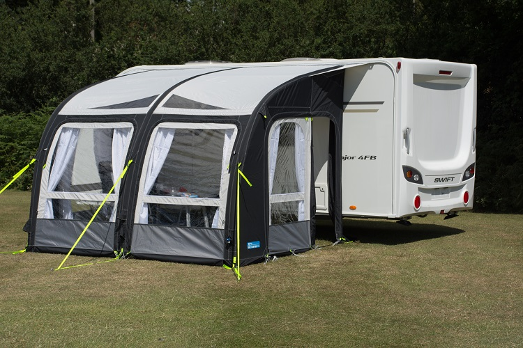 kampa rally air pro 330 porch awning