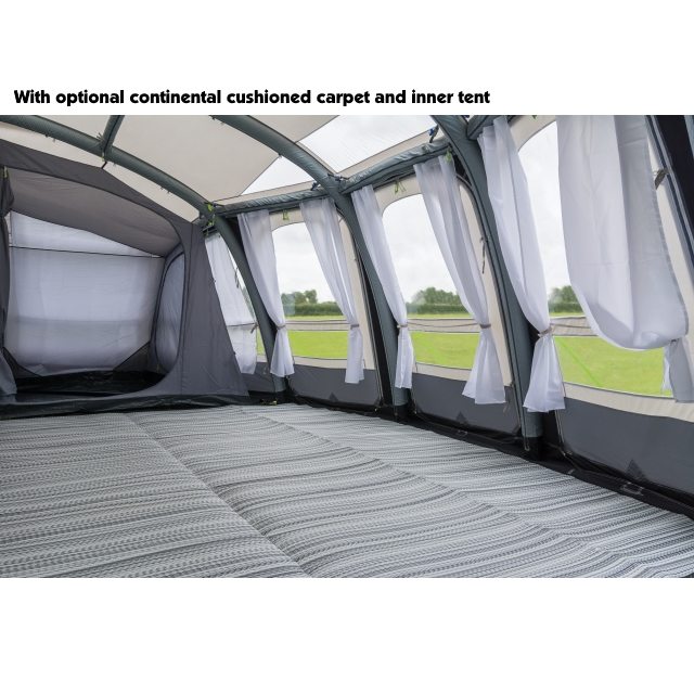 Kampa Continental Cushioned Carpet