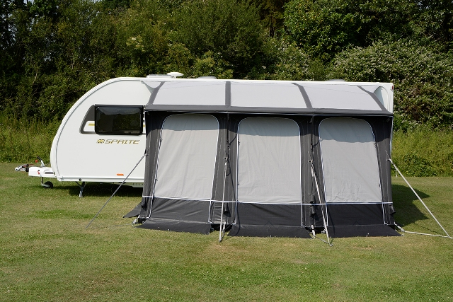 Kampa Ace Air 400 All Season Awning 2018 Ca4u