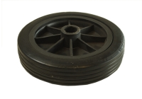 SPARE JOCKEY WHEEL - 160MM X 50MM SOLID