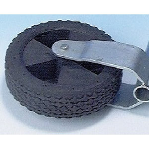 "SPARE JOCKEY WHEEL - 10"" SOFT - 3 SEGMENT"