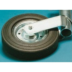 "SPARE JOCKEY WHEEL - 8"" SOLID"
