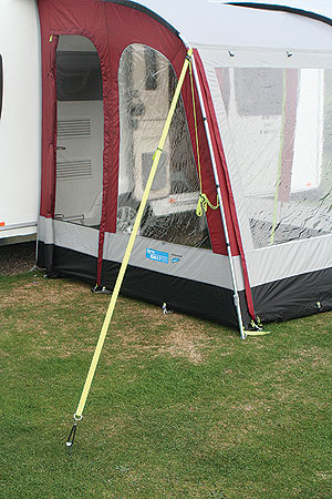 KAMPA RALLY STORM TIE DOWN KIT