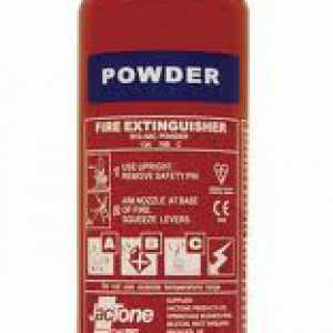 FIRE EXTINGUISHER 950G BC