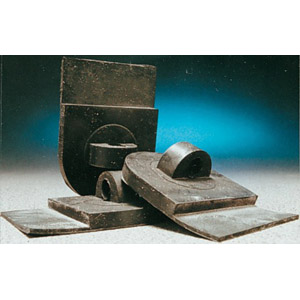 AWNING ROOF POLE BRACKET PADS