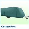 GREEN CARAVAN COVER 21-23FT